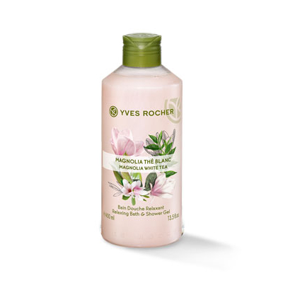 GEL ZA PRH. MAGNOLIJA IN BELI ČAJ 400ml