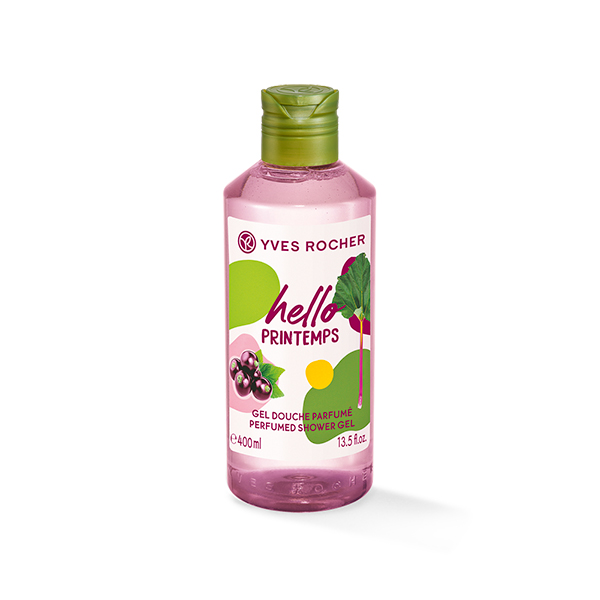 @Gel za prhanje Hello Printemps 400 ml